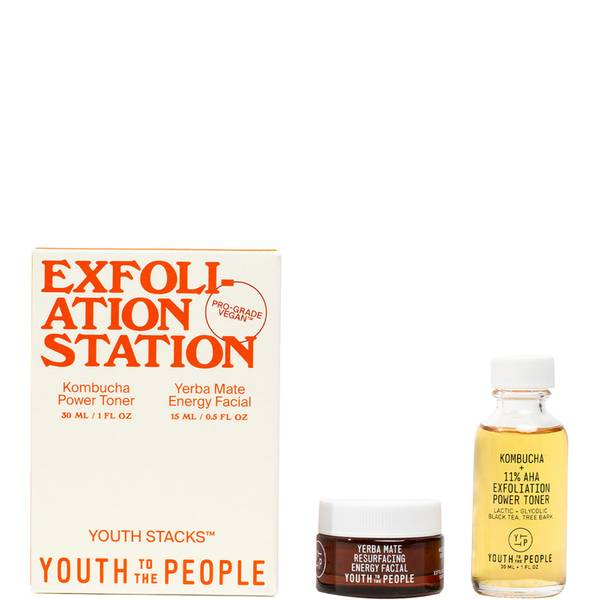 Youth To The People Exfoliation Station