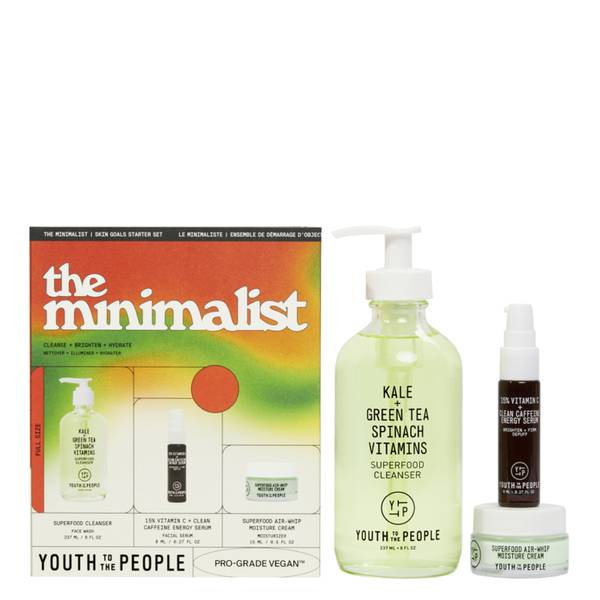 Youth To The People The Youth Minimalist Kit