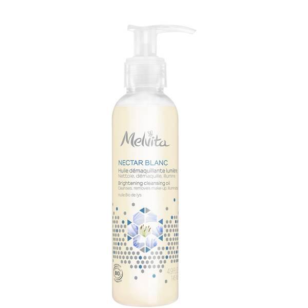 Nectar Blanc Brightening Cleansing Oil 有機透白光感淨膚油