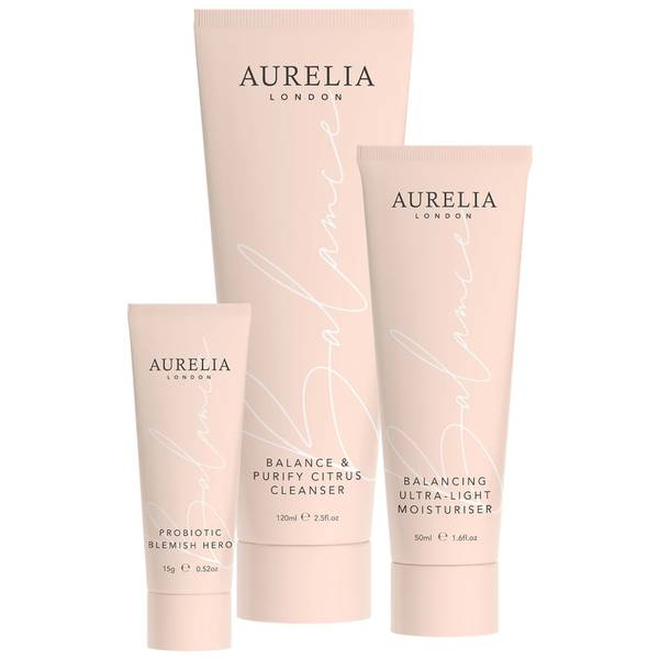 Aurelia London The Blemish Heros Collection