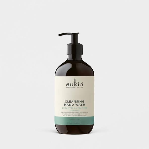 Cleansing Hand Wash - Eucalyptus & Tea Tree - 500ml