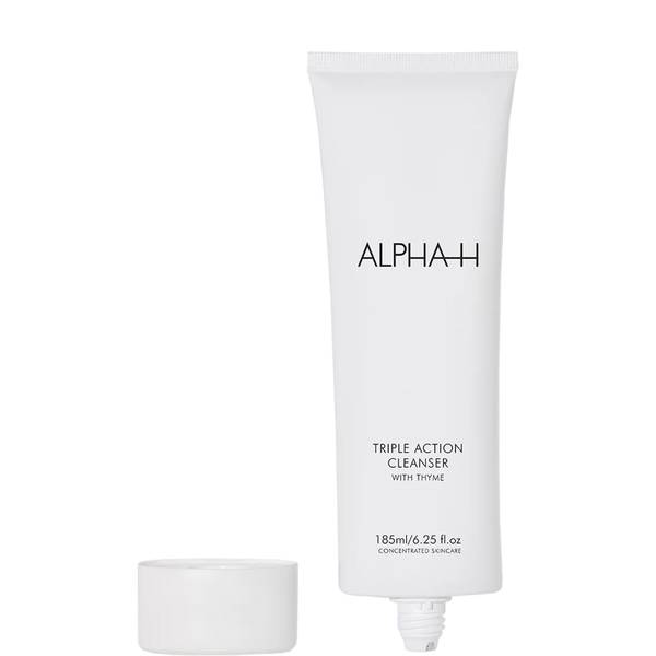 Alpha-H Triple Action Cleanser with Thyme