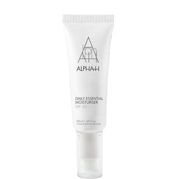 Alpha-H Daily Essential Moisturiser SPF 50+ with Vitamin E