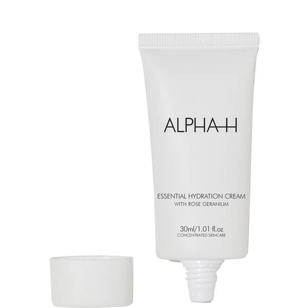 Alpha-H Essential Hydration Cream with Rose Geranium 30ml