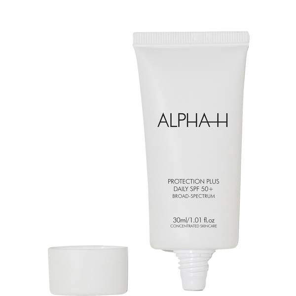 Alpha-H Protection Plus Daily Moisturiser SPF 50+ with Pomegranate Seed Oil 30ml