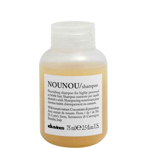 Davines NOUNOU Nourishing Shampoo for Colour Treated Hair 75ml
