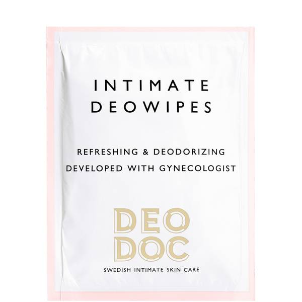 DeoDoc Intimate Deowipes