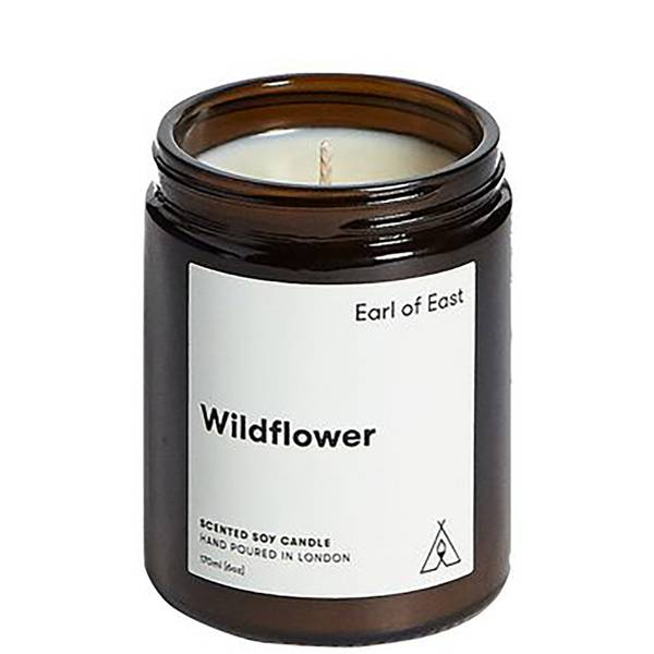 Earl of East Soy Wax Candle-Wildflower