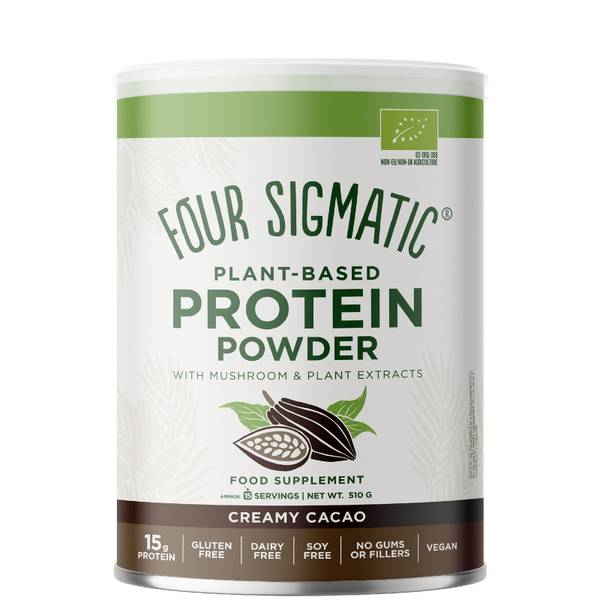 Four Sigmatic Plant-Based Protein with Superfoods