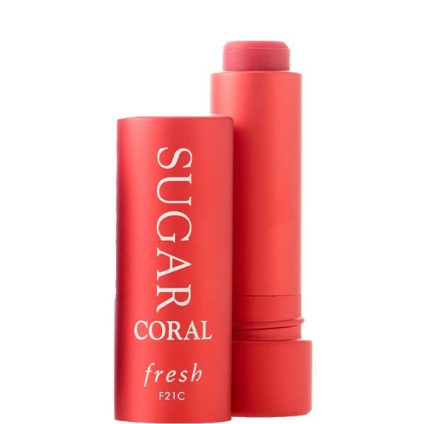 fresh Tinted Lip Treatment Sunscreen SPF 15 Sugar Coral