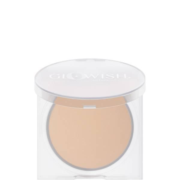 Huda Beauty GloWish Luminous Pressed Powder