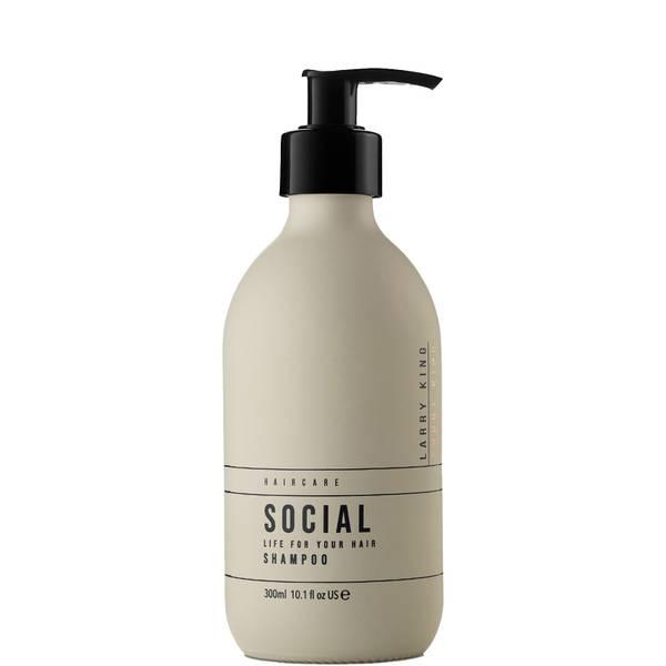 Larry King Hair Care Social Life Shampoo