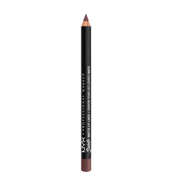 NYX Professional Makeup Suede Matte Lip Liner Toulouse
