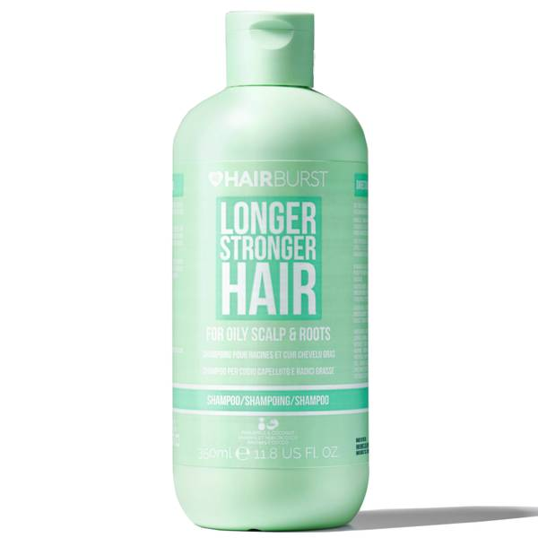 Hairburst Shampoo for Oily Roots and Scalp 350ml