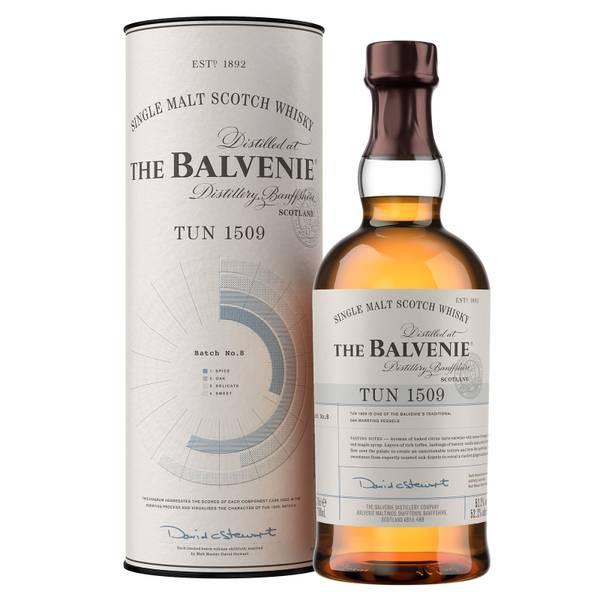 The Balvenie Tun 1509 Batch 8 Single Malt Scotch Whisky 70cl