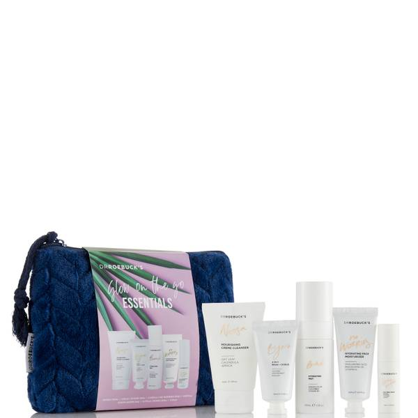 Dr Roebuck's Glow On The Go Kit (Worth Over $83.00)