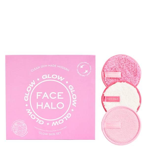 Face Halo Glow Skin Set