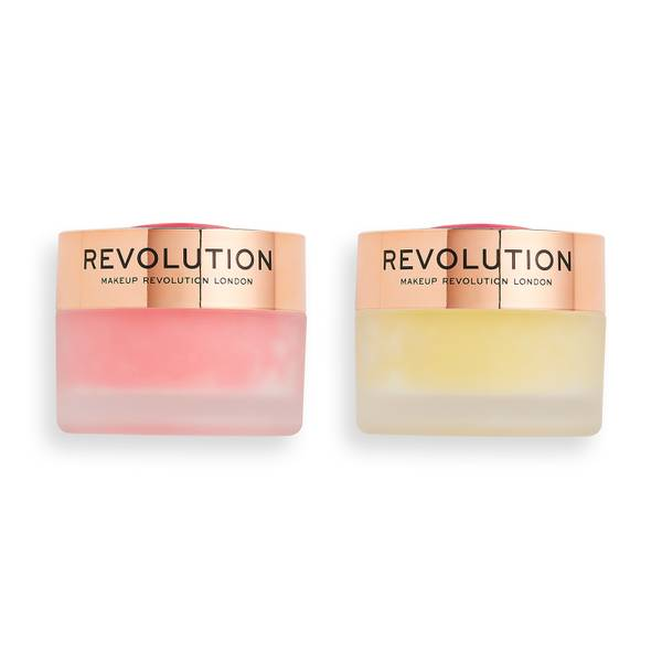 Revolution Sugar Kiss Lip Scrub 15g (Various Shades)