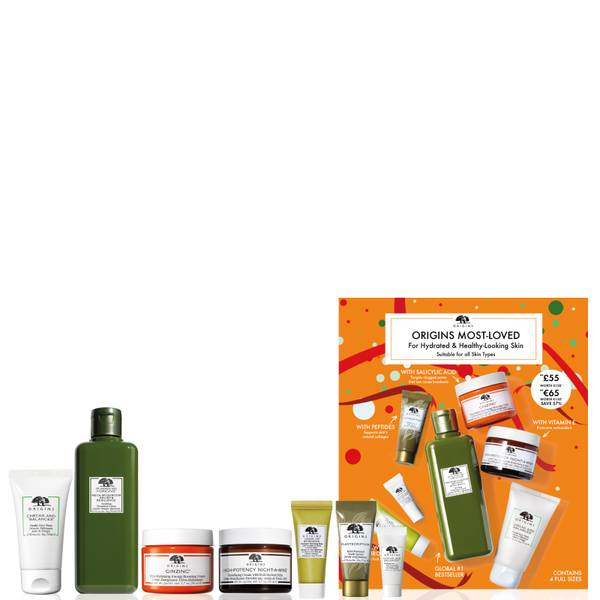 Origins Most-Loved for Hydrated and Healthy-Looking Skin Set