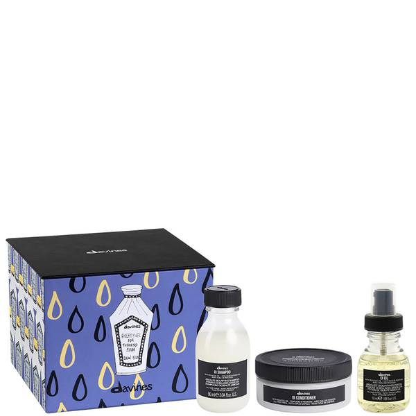 Davines Energetic Rain For All Hair Types