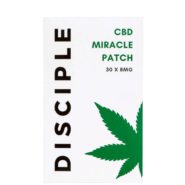 DISCIPLE Skincare CBD Miracle Patch