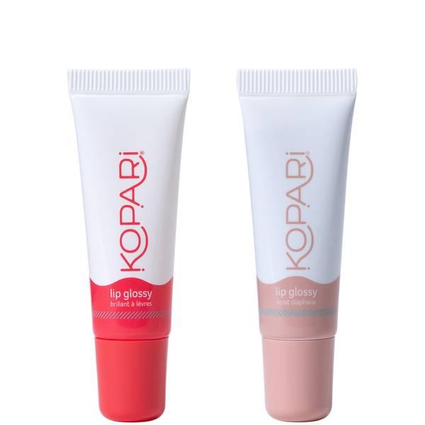 Kopari Beauty Lip Glossy Duo