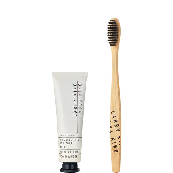 Larry King Hair Care Flyaway With Me Kit