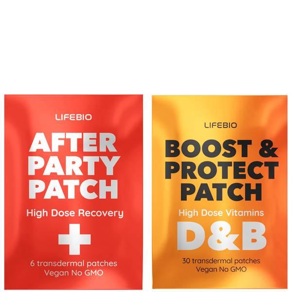 LifeBio High Dose Recovery Duo