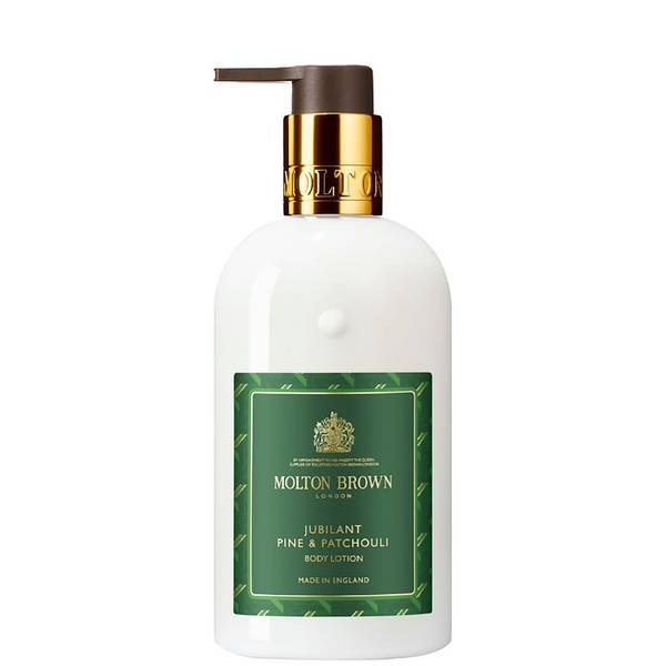 Molton Brown Jubilant Pine and Patchouli Body Lotion 300ml