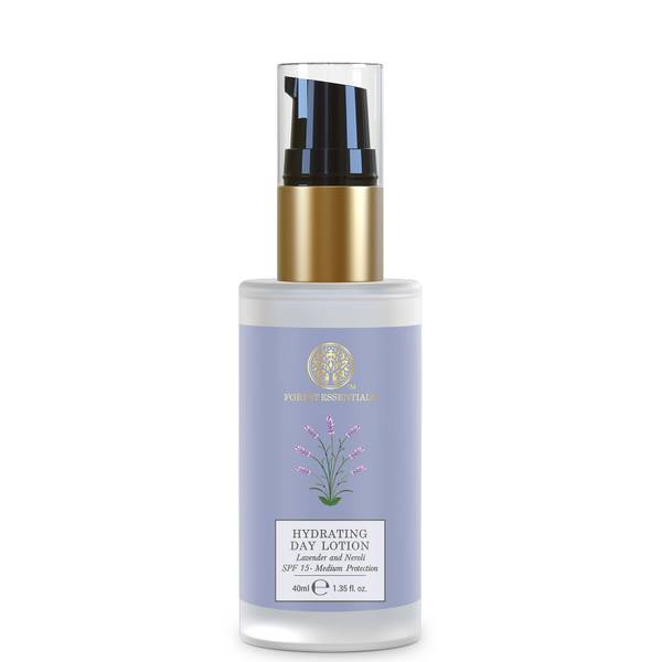 Forest Essentials Hydrating Day Lotion with SPF15 - Lavender and Neroli 40ml
