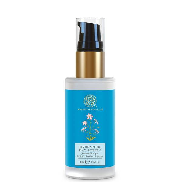 Forest Essentials Hydrating Day Lotion with SPF15 - Madurai Jasmine and Mogra 40ml