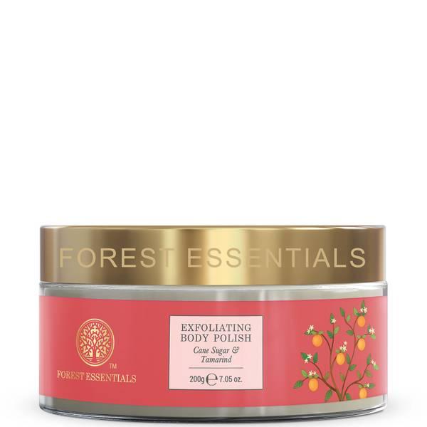 Forest Essentials Exfoliating Body Polish - Cane Sugar and Tamarind 200g