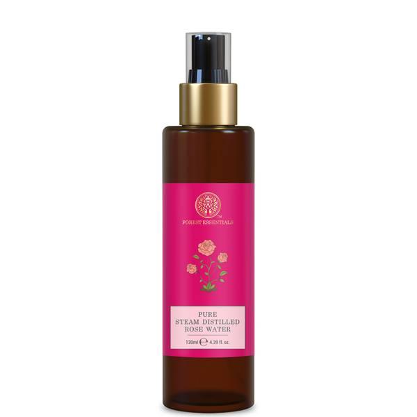 Forest Essentials Pure Steam Distilled Rose Water 130ml