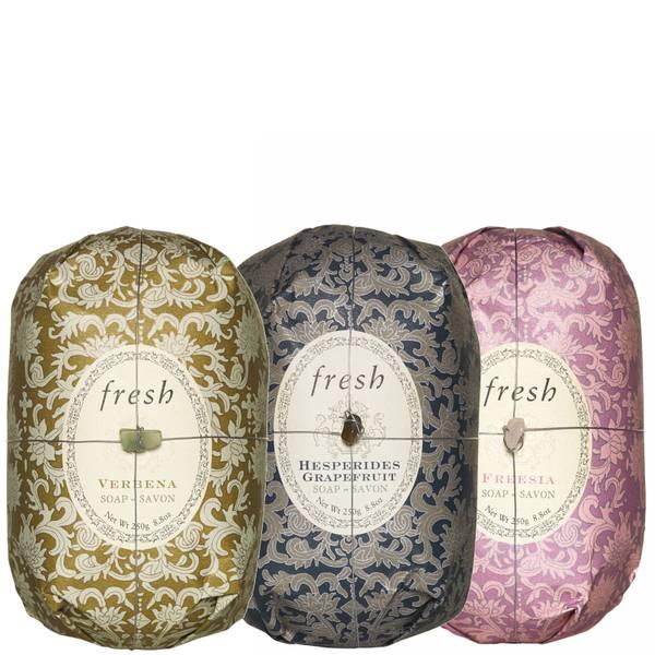 Fresh Body Soaps Bundle - Exclusive (Worth £42)