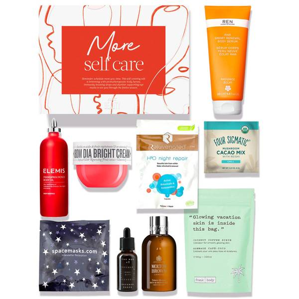 Cult Beauty More Self Care