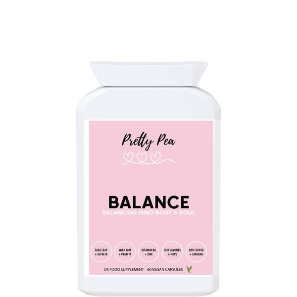 Pretty Pea Balance