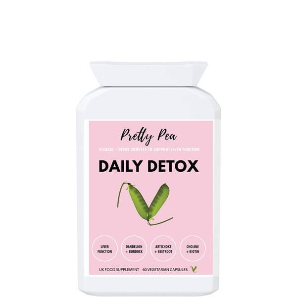 Pretty Pea Daily Detox