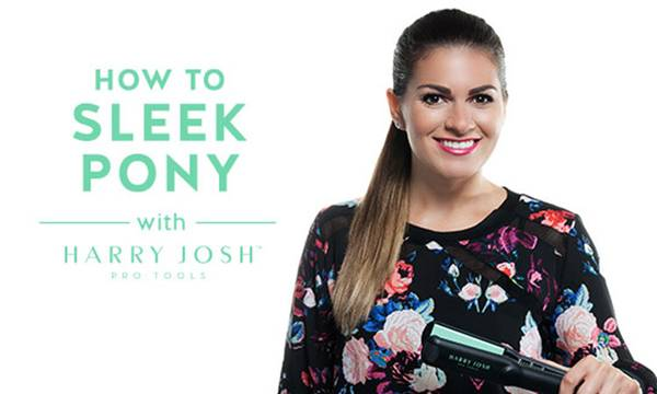 Hair Tutorial: How to Give Your Ponytail a Chic Makeover