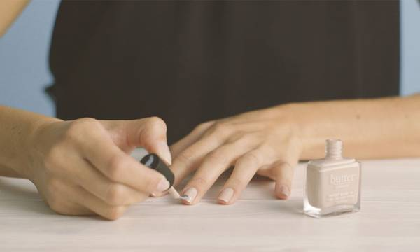 How to Master an At-Home Manicure + Video Tutorial