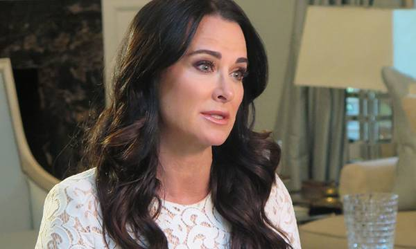 'Real Housewife' Kyle Richards Spills Her Secrets to Staying Ageless