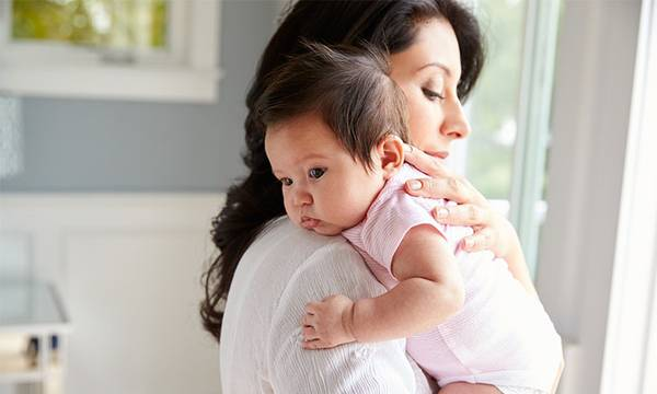 Rash on Baby's Face: Could That Be Eczema? Here's How to Tell and What to Do.