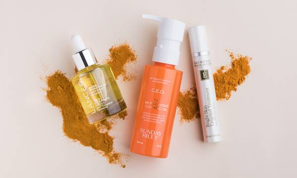 Spice, Spice, Baby: The Health and Beauty Benefits of Turmeric