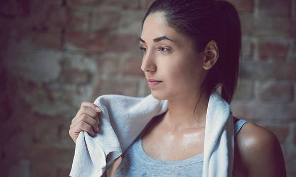Is Sweat Breaking You Out? Here Are 5 Ways to Deal.