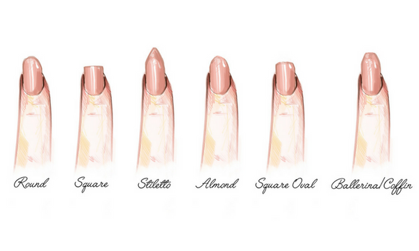 Nail Expert Jenna Hipp Explains How to Create Different Nail Shapes at Home