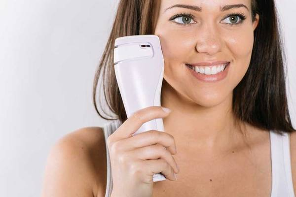 Can Lasers Reduce Pore Size?