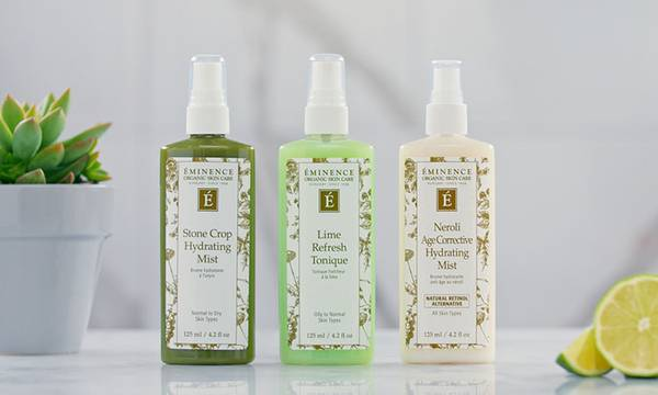 How to Pick the Right Toner From Eminence Organics