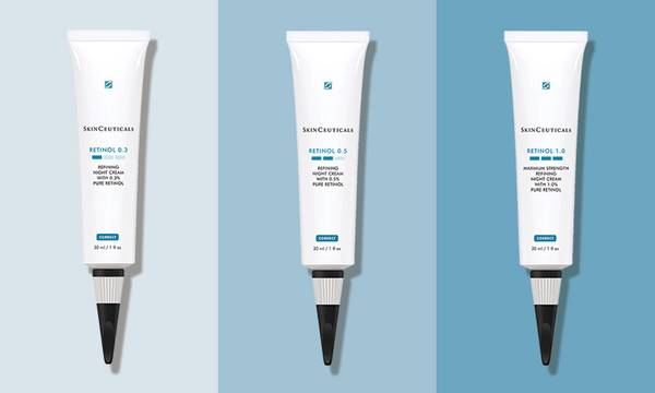How to Pick and Use Your SkinCeuticals Retinol Products