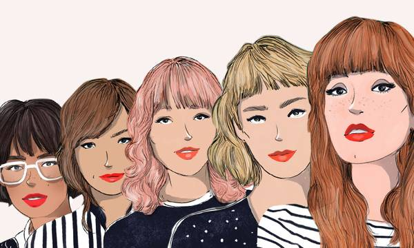 5 Most Flattering Bangs for Your Face Shape
