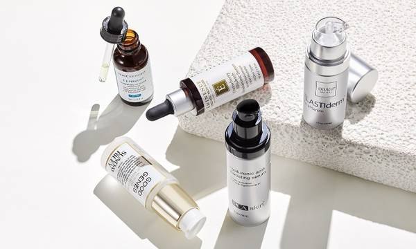 10 Face Serums That Will Banish Fine Lines and Wrinkles