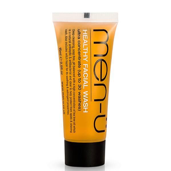 men-ü Buddy Healthy Facial Wash Tube detergente viso (15 ml)